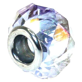 Imono Steel Jewelry 197ISP Charm (Purple)