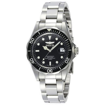 Invicta Pro Diver Men 38mm Quartz Stainless Steel Diving Watch 8932 Price Philippines