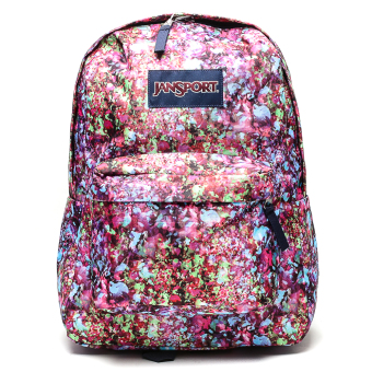 Jansport Superbreak Backpack (Multi Flower Explosion) Price Philippines