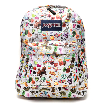 Jansport Superbreak Backpack (Multi Stickers) Price Philippines