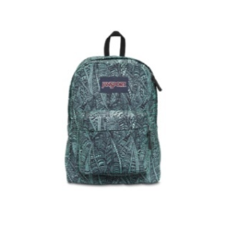 Jansport US Superbreak Backpack Aqua Dash Scribbled Ink (Multicolor) Price Philippines