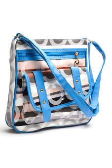 JCAM 350 Sling Bag (Light Blue) - picture 2