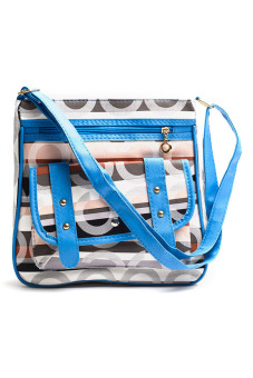 JCAM 350 Sling Bag (Light Blue)