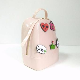 Jelly Bag Backpack (beige) Price Philippines
