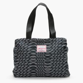 Jellybeans Ladies Ward Tote Bag (Black)