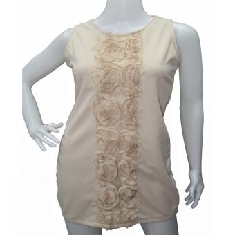 Jewel Dress (Beige)