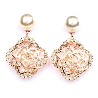 Jewelmine Venice7 Earrings (Gold)