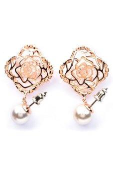 Jewelmine Venice7 Earrings (Gold) - picture 2