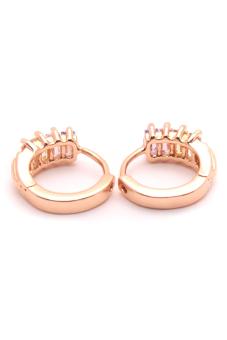 Jewelrista EAR109 Earrings Rose Gold - picture 2
