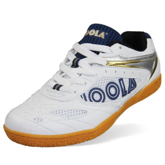 Joola professional table tennis ball athletic shoes table tennis ball shoes (White + professional sports socks)