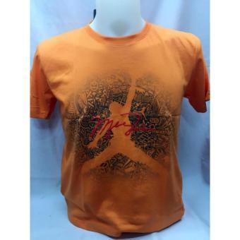 Jordan Logo With Mj Signature T-Shirt Teens - 2