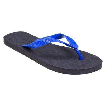 Juan Tsinelas EVA Rubber Slipper (Blue/Black) - 3