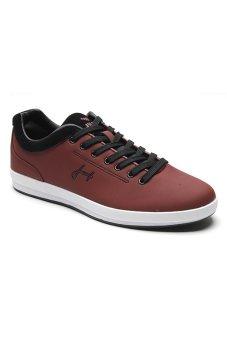 Jump Atkins Urban Sneakers (Burgundy)