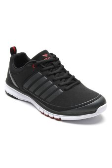 Jump Boomer Urban Sneakers (Black)