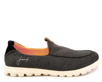 Jump Elliot Urban Casual Sneakers (Black) - picture 2