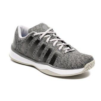 K-Swiss KSO03510025 Hypercourt LS Heather Men's Sneakers (Neutral Gray/Gull Gray/White)
