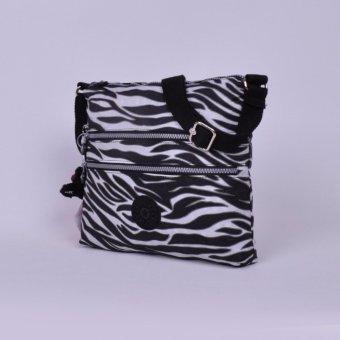 Klpllng Fashion Women nylon Inclined shoulder bag messengerbag(black) - intl - 3