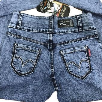 korea Women's Classic Skinny Jeans (911-51) - 4