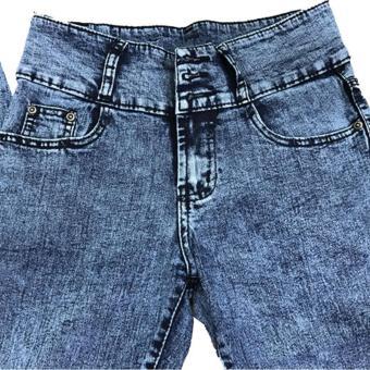 korea Women's Classic Skinny Jeans (911-51) - 5