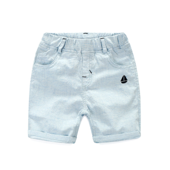 Korean-style cotton thin Baobao pants shorts children's shorts