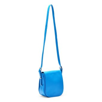 Le Organize Cross Body Sling Bag (Blue) - picture 2