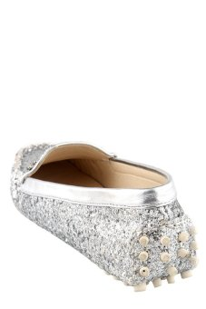 LeBunny Bleu Glazers Driving Shoes (Silver) - picture 2