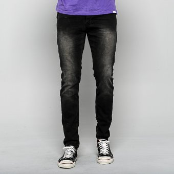 Lee Cooper Sk Taperred Jeans (Black)