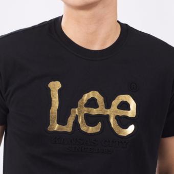 Lee Men's Tee (Black) - 4