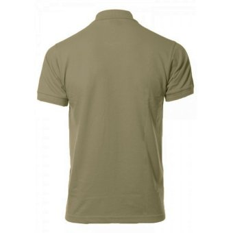 Lifeline Polo Shirt (Khaki) - 2