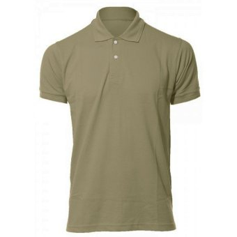 Lifeline Polo Shirt (Khaki)
