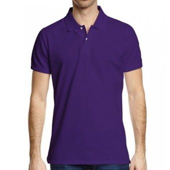 Lifeline Polo Shirt (Violet)
