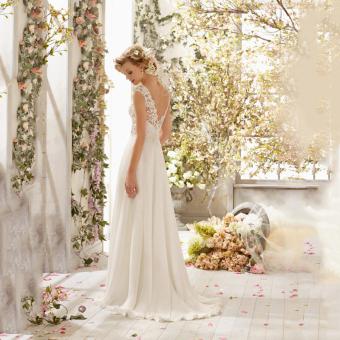 Linemart Women Wedding Evening Formal Dresses - picture 4