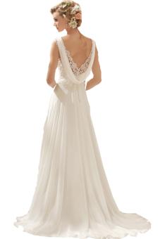 Linemart Women Wedding Evening Formal Dresses