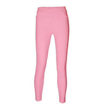 Lookssy Unisex Style Plain Type Jeggings (baby pink)