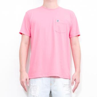 LOYAL Pocket Tee in Pink