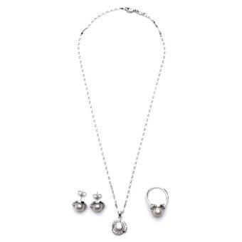 Lucky Yeng July 187 Jewelry Set (White)