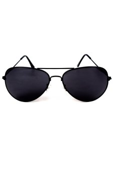 Maldives Unisex Harper Sunglasses (Black)