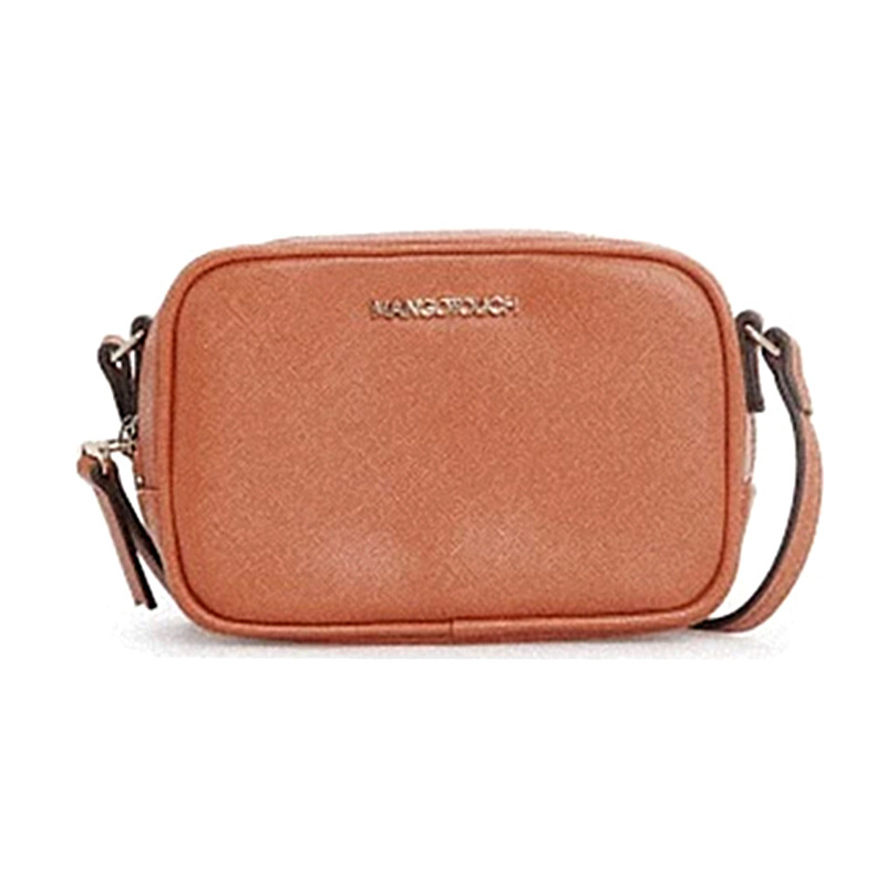 MANGO Touch Zip Around Mini Cross body Sling Bag intl .