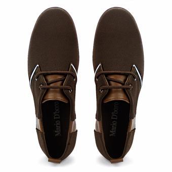 Mario D' boro Hubert Sneakers (Brown) - 3