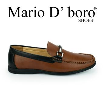 Mario D' boro Laurence Loafers (Brown)