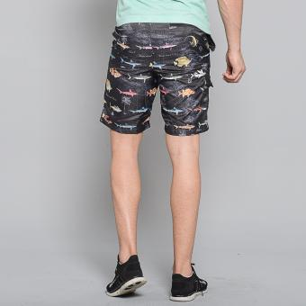 Maui and Sons Boardshort ( Black ) - 3