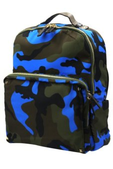 McArthur Navy Backpack (Multicolor)