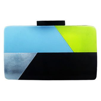 Melrose Jewelry Astley Clutch Bag (Multicolor)