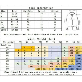 Men Compression Tight T-shirt Long Sleeves Prints Base Layer(Type12) - intl - 4