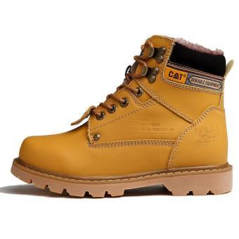 Men fashion boots winter snow boots - 2