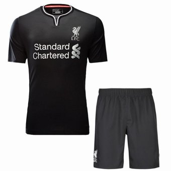 Men Football Jersey suits 2016-2017 Liverpool Football team away Soccer - intl