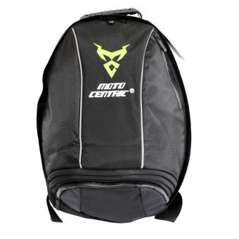 Men Motorcycle Waterproof backpack shoulder Bag riding Bike cyclingHelmet Bag - intl - 3