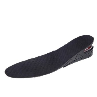 Men Shoe Insole Air Cushion Heel insert Increase Taller Height Lift 5 cm - intl - 2