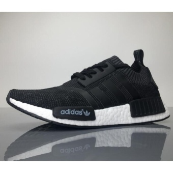 "Men summer sports shoes for NMD R1 PK ""Winter Wool Black"" BB0679 -intl Price Philippines"