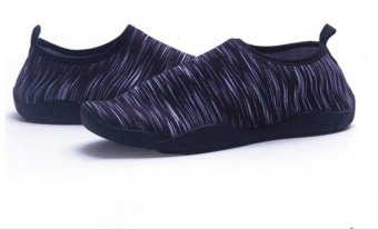Men Women Swimming Yoga Beach Breath Shoes Sandals for SummerBarefoot Flexible Water Skin Shoes Aqua Socks - intl - 4